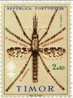 TIMOR Insectes, PALUDISME (YVERT N° 328) Neuf Sans Charniere **. MNH. - Insects