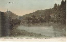 CPA CLAUDON (Vosges) - DROITEVAL Vallée De L'Ourche Près De Darney - Frankrijk