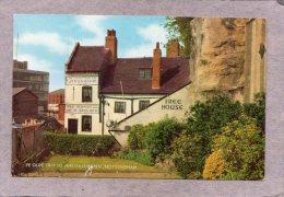 39592   Regno  Unito,  Nottingham -  Ye Olde  Trip  To  Jerusalem  Inn,   NV(scritta) - Nottingham