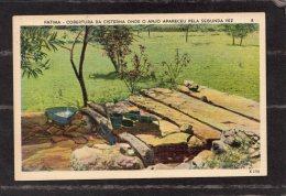 39600   Portogallo,  Fatima -  Cobertura  Da Cisterna Onde  O  Anjo  Apareceu  Pela  Segunda  Vez,  NV - Santarem