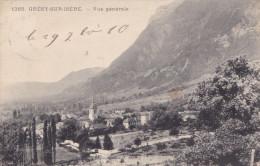 GRESY SUR ISERE VUE GENERALE (dil127) - Gresy Sur Isere