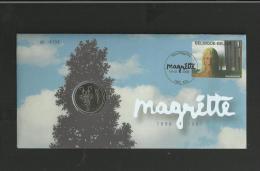 Numisletter Magritte - Numisletters