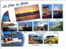 Côte Goëlo : Quay Portrieux Brieuc Paimpol Loguivy Binic Kermaria Isquit Plouha Brehat Plouézec - Multivues - France