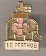 Le Perthus  Elephant - Villes