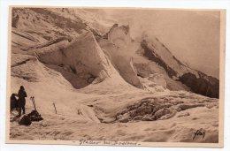 Cpa 74 - Glacier Des Bossons - Séracs De La Jonction ... Et Les Grands Mulets - Unclassified