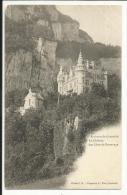 Environs De Grenoble , Le Château Des Côtes De SASSENAGE - Sassenage