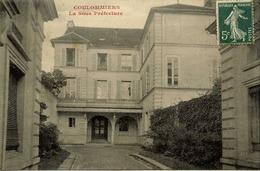 77 COULOMMIERS - La Sous-Préfecture - Coulommiers