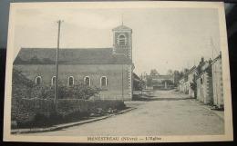 Menestreau - Nievre - L'église - Autres Communes