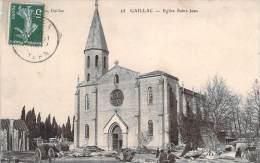 81 - Gaillac - Eglise Saint-Jean - Gaillac