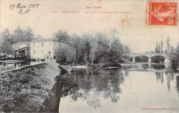 81 - Realmont - Le Pont Et Moulin De Gassalès - Realmont