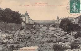 81 - Brassac - L'Agout En Amont Du Pont Vieux, Joli Chaos - Brassac