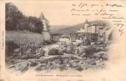 81 - Brassac - Mairie Et Pont Vieux - Brassac