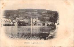 81 - Brassac - L'Agout Et Le Pont Neuf - Brassac