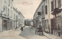 81 - Alban - La Grand'Rue - Alban