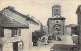 81 - Alban - L'Eglise - Alban