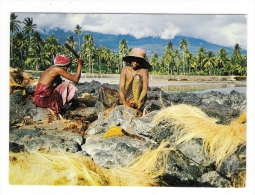 ARCHIPEL  DES  COMORES  /  ICONI  ( Grandes Comores ) /  BATTEUSES  DE  COCOS  /  Edit.  OPTICAM  N° 84 - Comoren