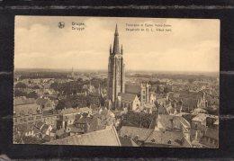 39618    Belgio, Bruges - Panorama  Et  Eglise  Notre-Dame,  NV - Brugge