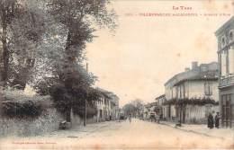 81 - Villefranche-d'Albigeois - Avenue D'Albi - Villefranche D'Albigeois