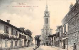 81 - Villefranche-d'Albigeois - L'Eglise - Villefranche D'Albigeois
