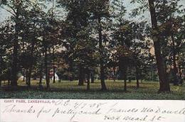 Ohio Zanesville Gant Park