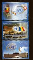 RUMANIA / ROMANIA / ROUMANIE  Año 2005   Yvert Nr. Usada  ONU - Usado
