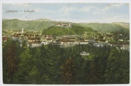LJUBLJANA - LAIBACH. Slovenia Pc A03/41 - Slowenien