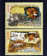 RUMANIA / ROMANIA / ROUMANIE  Año 2005   Yvert Nr. Usada  Europa CEPT - 1948-.... Repúblicas
