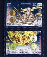 RUMANIA / ROMANIA / ROUMANIE  Año 2009   Yvert Nr. Usada  Europa CEPT - 1948-.... Repúblicas