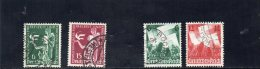 ALLEMAGNE 1936 O - Used Stamps