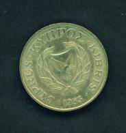CYPRUS - 1983 10m Circ - Cyprus
