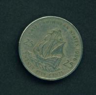 EAST CARIBBEAN STATES - 1996 25c Circ - Caraïbes Orientales (Etats Des)