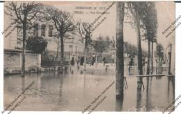 Corbeil - Inondations De 1910 - Rue Champlouis - Corbeil Essonnes
