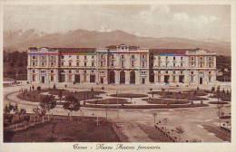 CUNEO - Nuova Stazione Ferroviaria - Cuneo