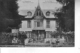Cartolina B/N --  Postcards > France > Midi -- Pyrènèes -- LUCHON -- Villa Marie- Louise --Entrèe Nord Avenue A. Dumas - Midi-Pyrénées
