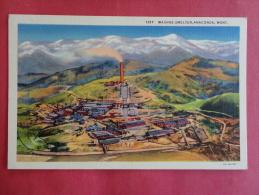 Anaconda,MT--Washoe Smelter--not Mailed--PJ 108 - Anaconda
