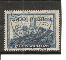 Alemania-Germany Yvert 249 (usado) (o) - Gebraucht