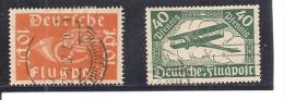 Alemania-Germany Yvert Aéreo 1-2 (usado) (o) - Aéreo