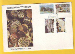 Old Letter - Botswana - Botswana (1966-...)