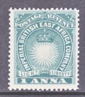 British East Africa 15  * - Kenya, Uganda & Tanganyika