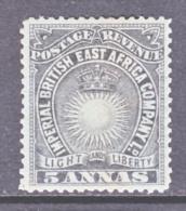 British East Africa 21  * - Kenya, Uganda & Tanganyika