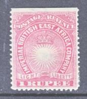 British East Africa 25  * - Kenya, Uganda & Tanganyika