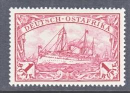 German East Africa  19  * - Colony: German East Africa