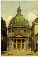 Kobenhavn, Kopenhagen, Copenhagen, Marmorkirken,Frederiks Kirke, Eneret - Dänemark