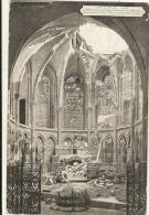 51 - REIMS - Bombardement De L Eglise St Remi  24 - Reims