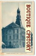 10 - ROMILLY Sur SEINE - Hotel De Ville - Dos Scanné - Romilly-sur-Seine