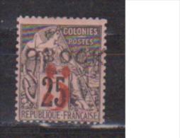OBOCK          N° YVERT     N°     26           NEUF AVEC CHARNIERES - Obock (1892-1899)