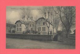 39 - CHAPELLE VOLAND - Ecole Et Mairie - Autres Communes