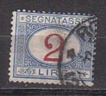 PGL - ITALIA REGNO SEGNATASSE SASSONE N°29 - 1878-00 Humbert I