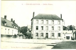 PAS-en-ARTOIS - Petite Place - Autres Communes