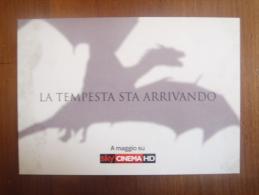 Il Trono Di Spade Movie Film Carte Postale - Unclassified